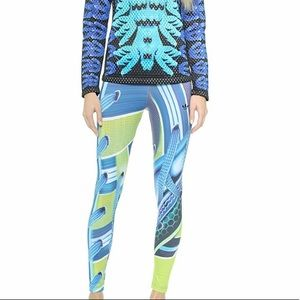 Mary Katrantzou x Adidas Legging